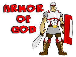 High Voltage Kids Ministry <i>Armor of God</i> Curriculum Download