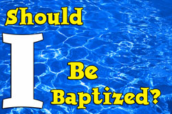 High Voltage Kids Ministries Should I Be Baptized Curriculum Download