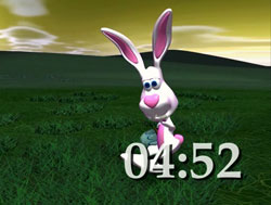 High Voltage Kids Ministries Easter Bunny Video Countdown