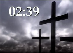 High Voltage Kids Ministries <i>Easter Cross Video Countdown </i>