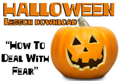 High Voltage Kids Ministries <i>Halloween</i> Curriculum Download
