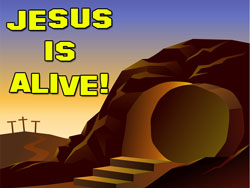 High Voltage Kids Ministries Jesus is Alive Easter Curriculum Download