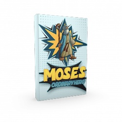 High Voltage Kids Ministry <i>Moses, Ordinary Hero</i> Curriculum Download