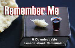High Voltage Kids Ministries <i>Remember Me</i> Curriculum Download