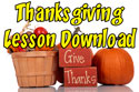 High Voltage Kids Ministry <i>Give Thanks</i> Curriculum Download