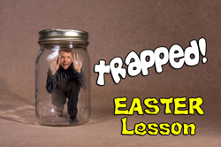 High Voltage Kids Ministry Trapped! Easter Curriculum Download