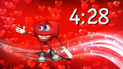 High Voltage Kids Ministries Valentine's Day Video Countdown II