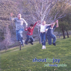 Jeff 'Roady' Grable <i>Shout for Joy</i> Album Download