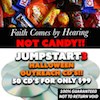JumpStart3 <i>Halloween Outreach CD's</i> 50-Pack