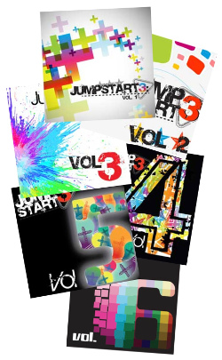 JumpStart3  Volumes 1-6 CD