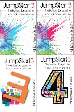 JumpStart3 Ministry Resource Collection Volumes 1-4 Download