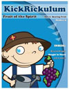 KICKRiCKulum <i>Fruit of the Spirit 2 - Bearing Fruit</i> Kids' Church Curriculum (Elementary Download)