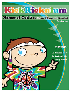 KickRickulum Names of God 2 Curriculum Download
