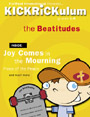 KICKRiCKulum <i>The Beatitudes</i> Kids' Church Curriculum (Preschool Download)