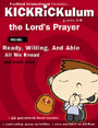 KICKRiCKulum <i>The Lord's Prayer</i> Kids' Church Curriculum (Preschool Download)