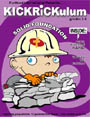 KICKRiCKulum <i>Solid Foundation</i> Elementary Kids' Church Curriculum (Elementary Download)