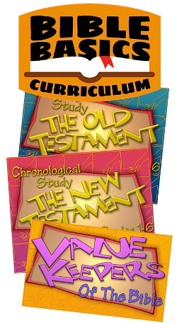 <i>Bible Basics</i> Year 1, 2 and 3