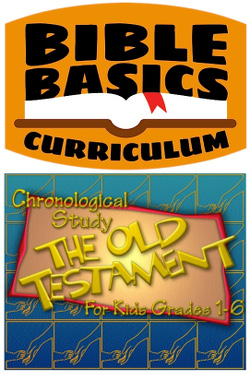 Bible Basics Year 1 - Old Testament Chronological Study