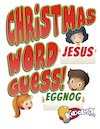 Christmas Word Guess! Game
