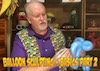 Balloon Sculpting with Pastor Brett: Video #02 - Basics Part 2