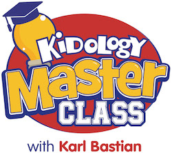 Kidology Master Class #04 - Write That Book!