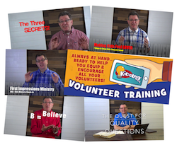 Volunteer Training Videos #1-12