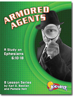 Kidology's Armored Agents Curriculum Download