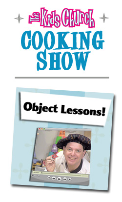Kidology Training Video: Object Lessons