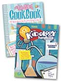 Kidology <i>Handbook/Cookbook</i> Combo SPECIAL