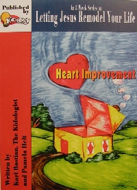 Kidology's Heart Improvement Kids' Church Teaching Unit Download