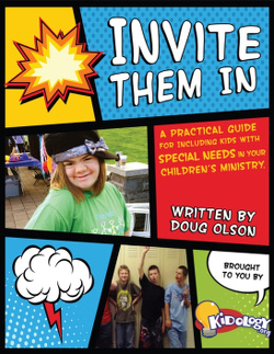 Invite Them In Special Needs Ministry eBook
