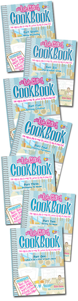 The Kids Church Cookbook Download Version