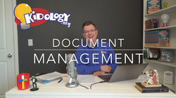 Ministry Management Video #06 - Document Management