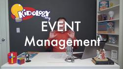 Ministry Management Video #09 - Event Management