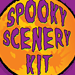 Spooky Scenery Kit