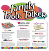 Family Table Talker #02 - Loving God