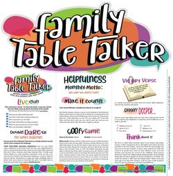 Family Table Talker #06 - Helpfulness