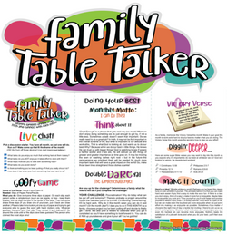 Family Table Talker #09 - Doing Your Best