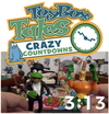 Toybox Tales Crazy Countdown Videos Set #01 - The Bible