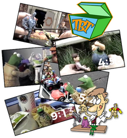 Toybox Tales Crazy Countdown Videos Set #10 - Vintage Tales