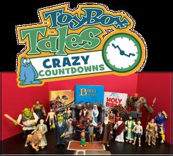 Toybox Tales Crazy Countdown Videos Set #06 - Who Zat? Quiz Show