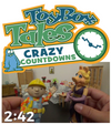 Toybox Tales Crazy Countdown Videos Set #08 - Miss Piggy's Talk to the Pig Show