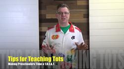 Volunteer Training Video #04 - Tips for Teaching Tots