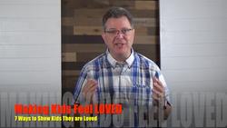 Volunteer Training Video #08 - Making Kids Feel Loved