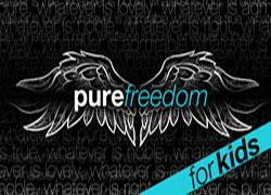 Kids Power Company Pure Freedom for Kids 3-Week Kids' Church Curriculum Download