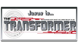 Kids Power Company The Transformer Kids' Church Curriculum Download