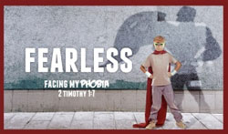Kids Power Company <i>Fearless</i> Kids Church Curriculum Download
