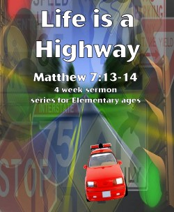 Kids Power Company Life is a Highway Kids Church Curriculum Download