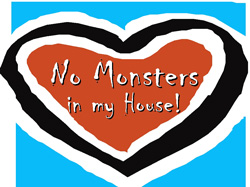 Kids Power Company <i>No Monsters in My House</i> Kids' Church Curriculum Download