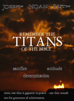 Kids Power Company <i>Remember the Titans of the Bible</i> Kids' Church Curriculum Download